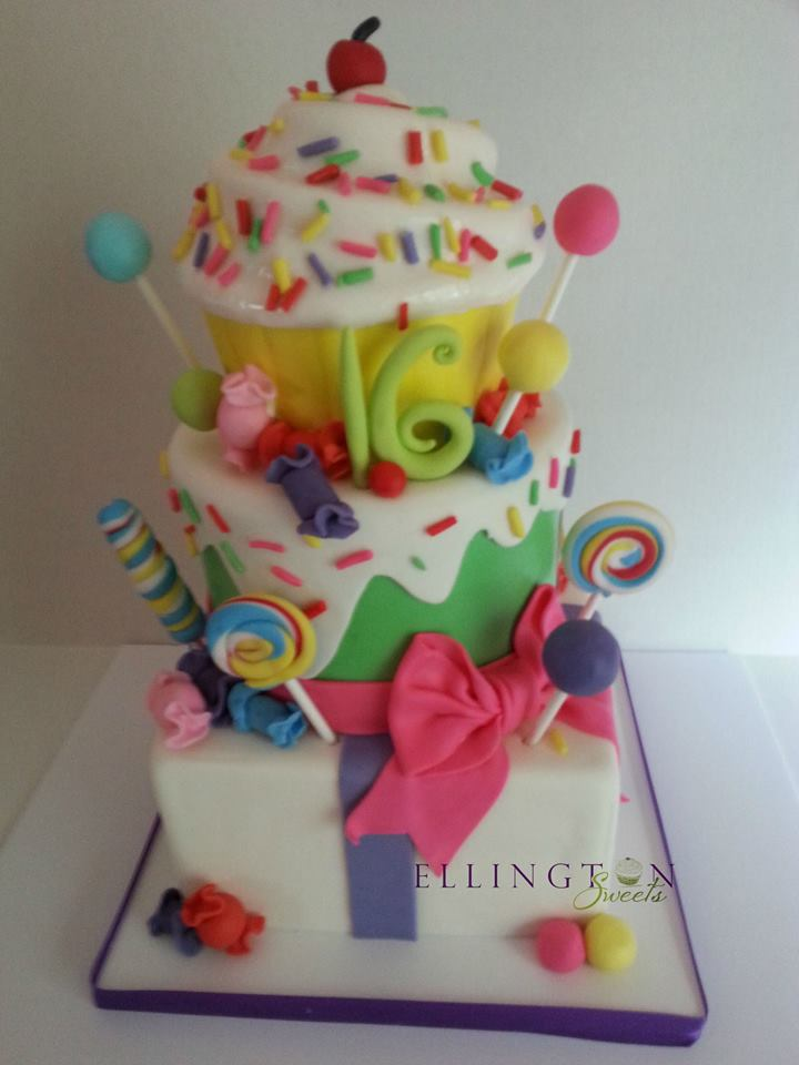 Sweet 16 Candy Land themed cake.jpg