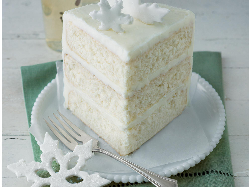 Wedding Vanilla Cake  Simply the best! A combination of vanilla, almond and butter with a citrus twist.