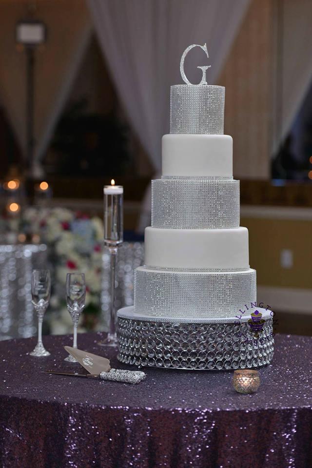 Freeman - Green wedding cake.jpg
