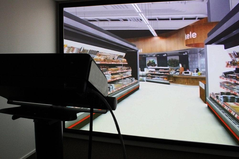 Virtuaalikaupassa on helppo varmistaa esimerkiksi uudistetun pakkauksen erottuvuus.
