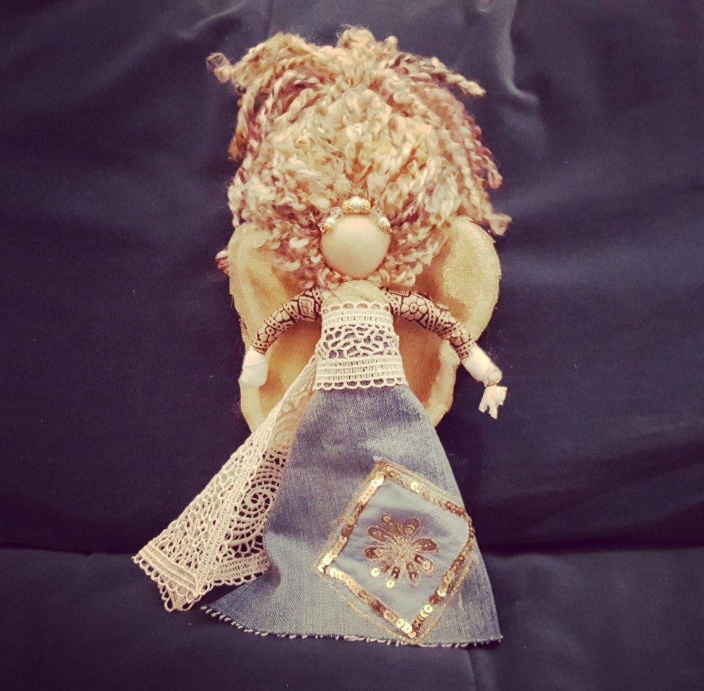 Kathleen's angel doll