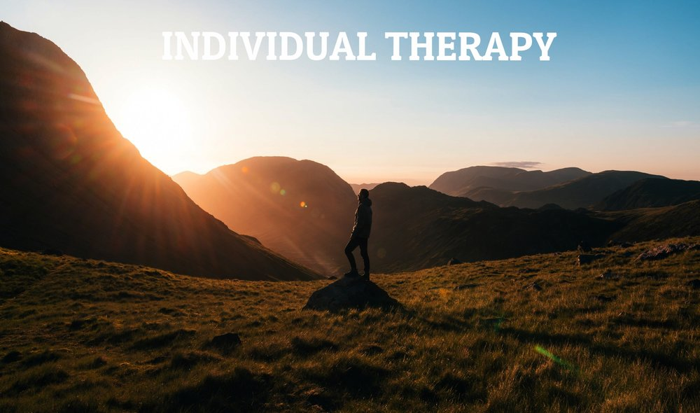 Individual Therapy helps you to tap into your voice and your truth. Setting healthy boundaries and improving self-care is ingrained in individual therapy to better experience yourself as well as your relationships.