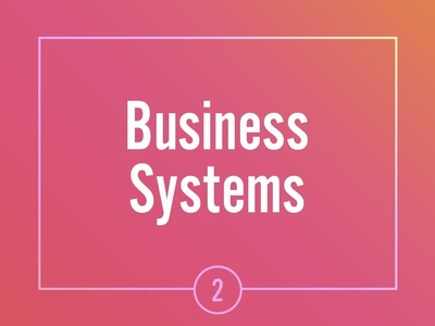 Asana Business Systems Module