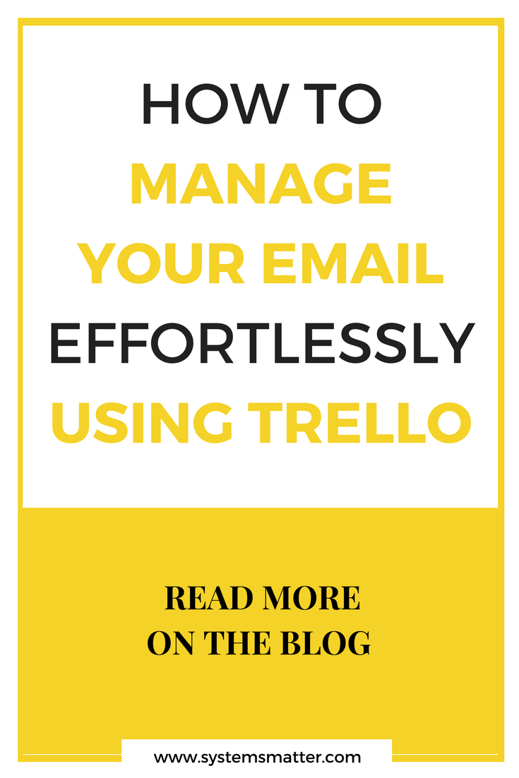 How to manage your email effortlessly and consistently reach Inbox Zero by using Trello for email management.
