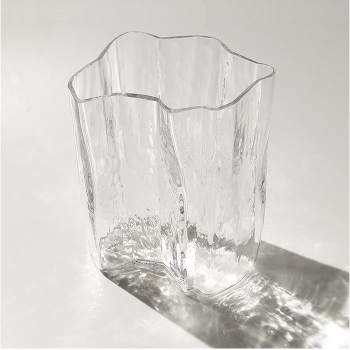 Hand Poured Crystal Vases By Sprezzatura Sprezzatura