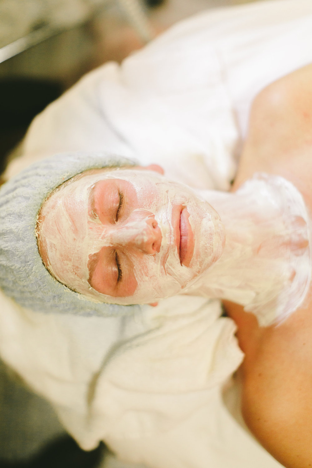 Organic Facials at One Wellness Richmond VA