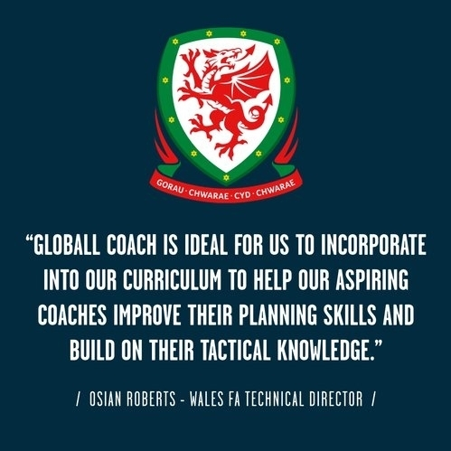 Well done to @fawales on their 4-1 victory in @euro2020 last night 👏  #wales #faw #walire #globallcoach #nationsleague ⚽️
