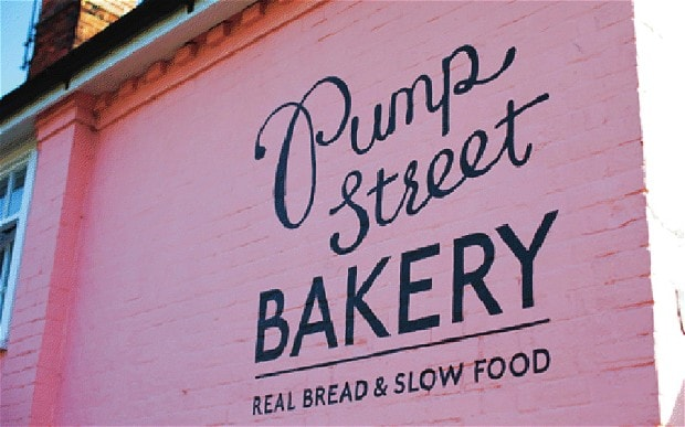 Pump Street Bakery, Bean to Bar  Chocolate