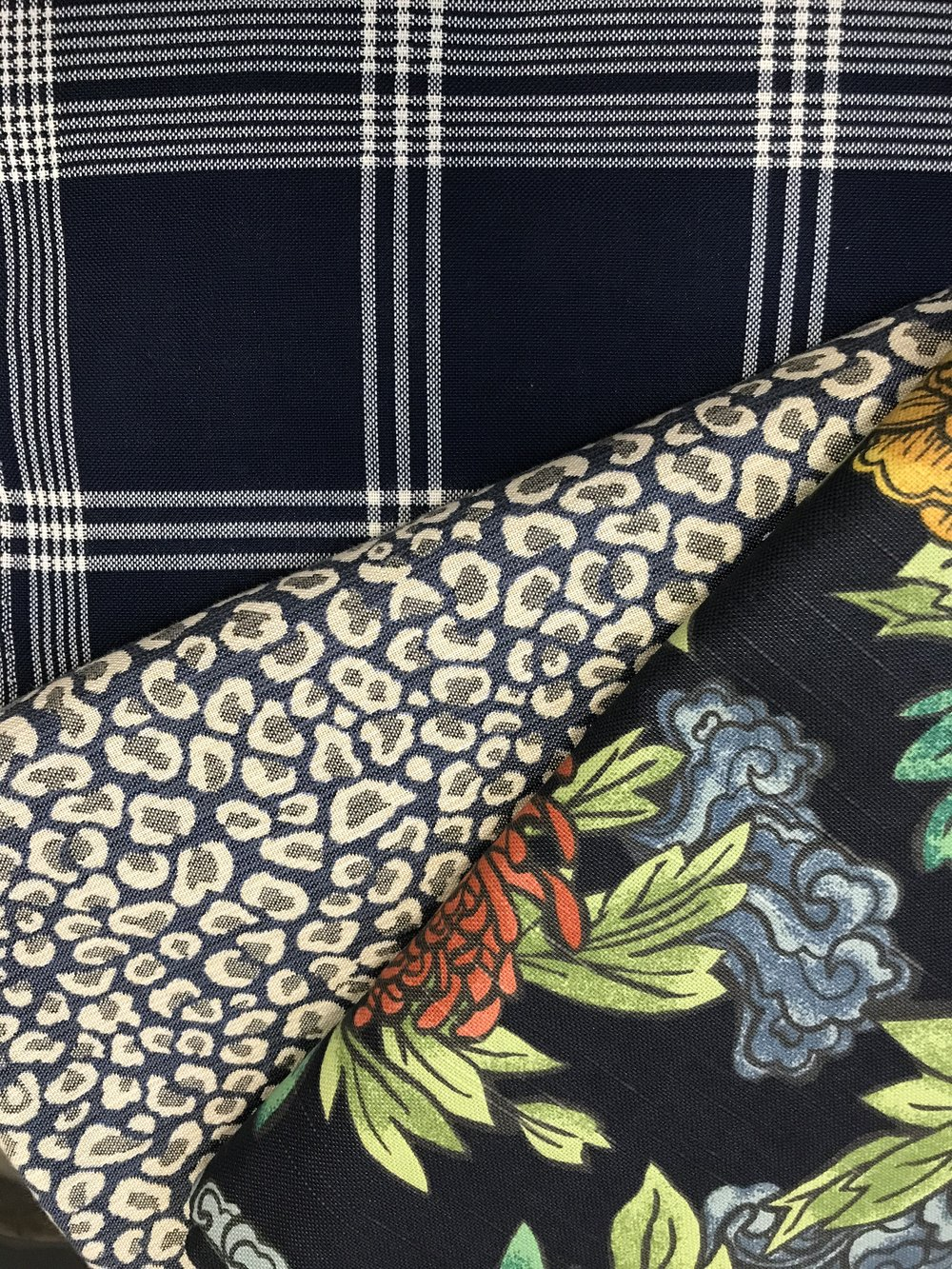 CURRENT AVAILABLE FABRICS
