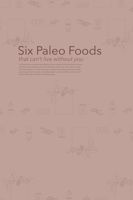 PALEO ILLUSTRATIONS -