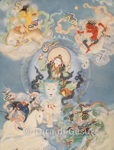 Tseringma by  Tara diGesu