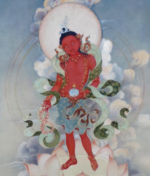 Tara di Gesu, Red Avalokiteshvara, Bodhisattva of Compassion