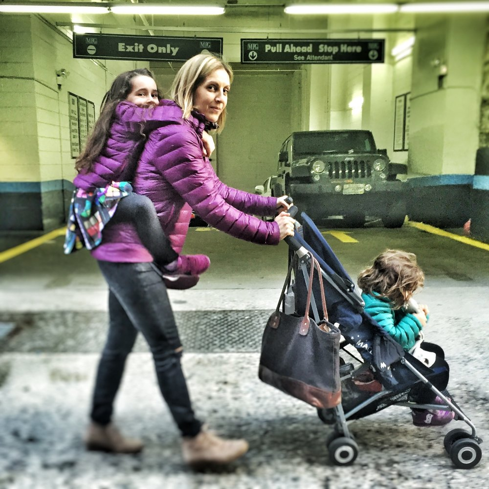 Saying Goodbye to the City that Never Stops - BEYOND MOM