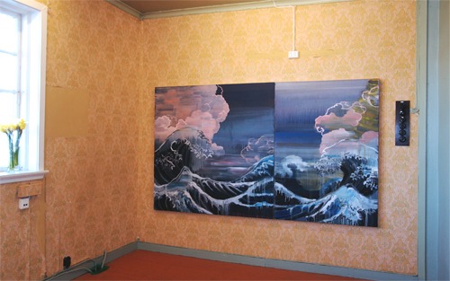 Hyungji Park (Korea), painting