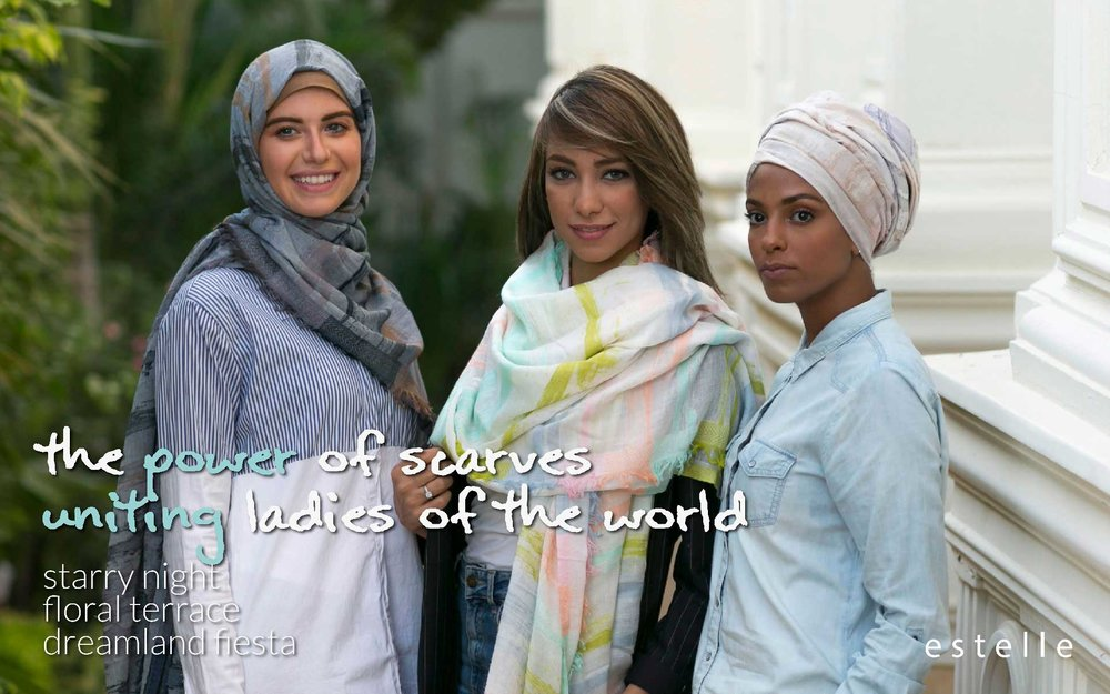 scarf shawl head scarf