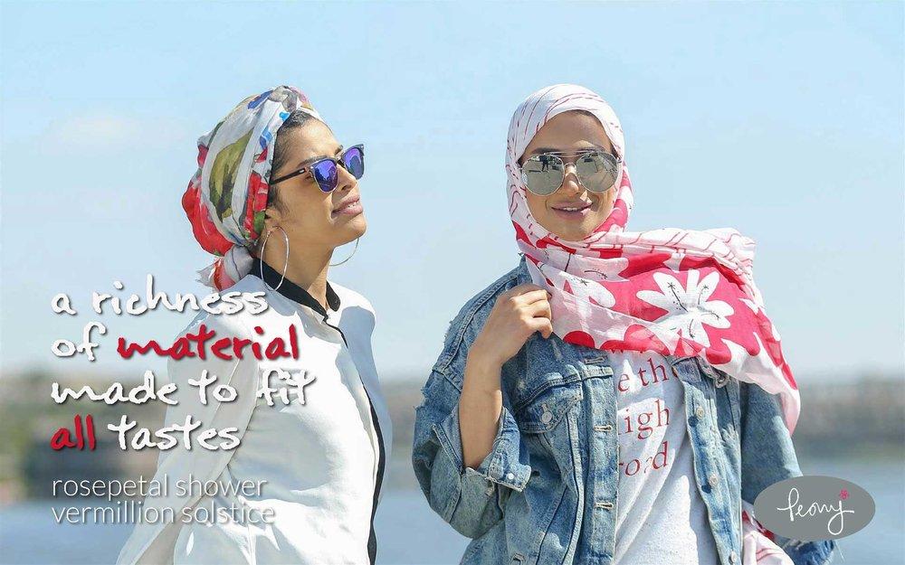 modal scarves
