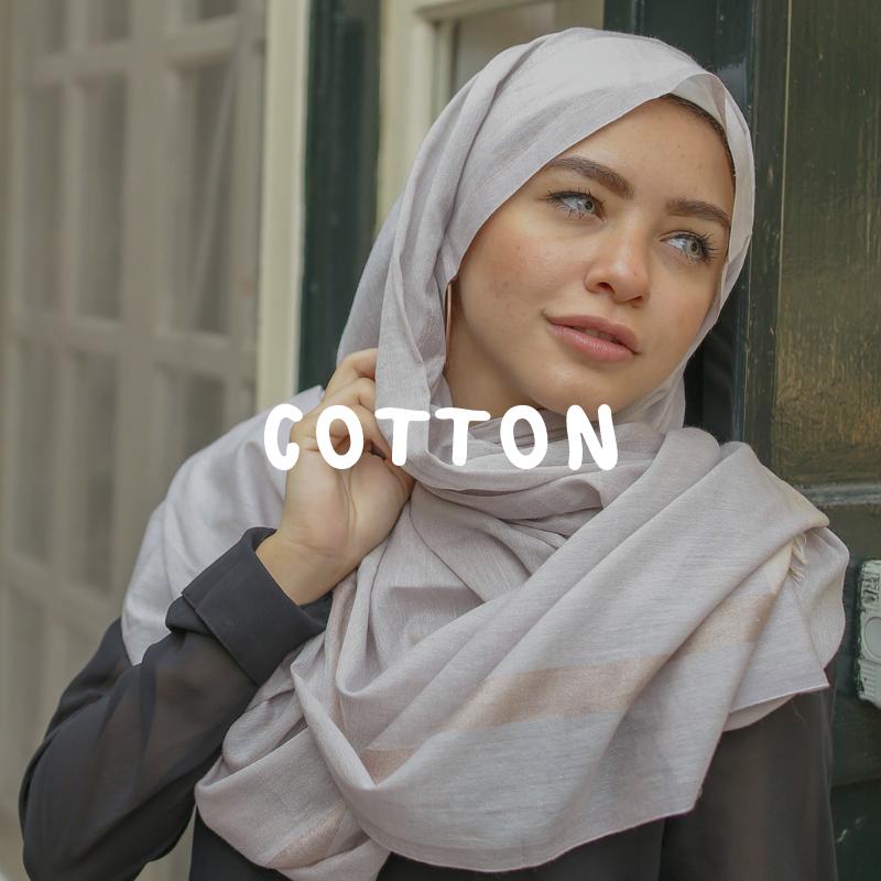 cotton scarf online shop