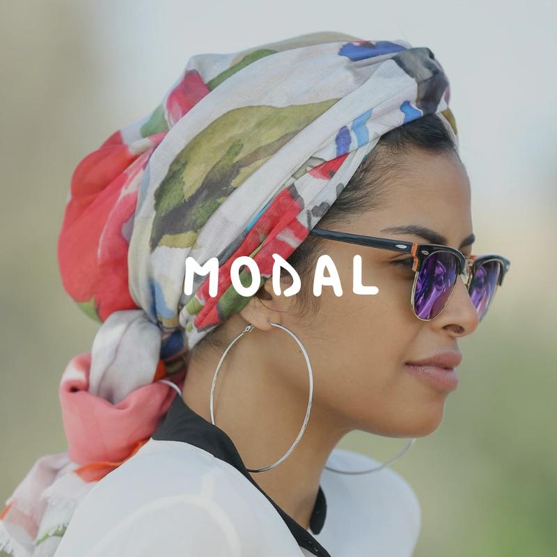buy modal scarf