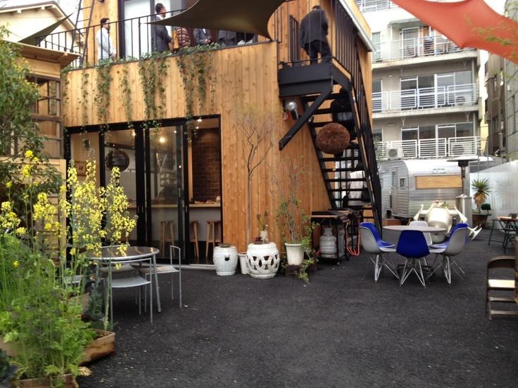 Cafes in Tokyo -