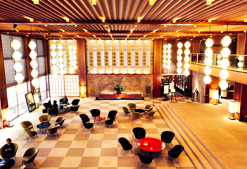 Hotels in Tokyo -