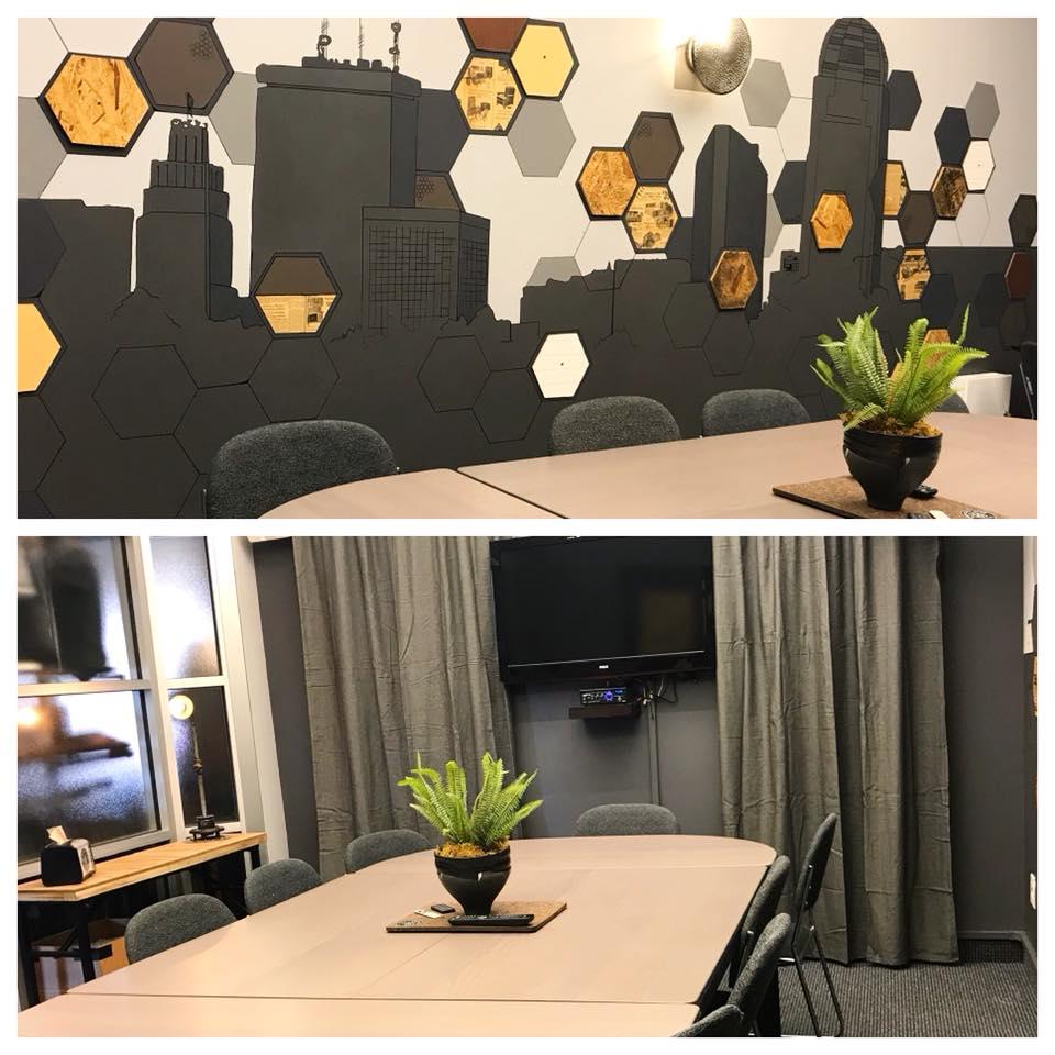 Twin City Hive, Community Room