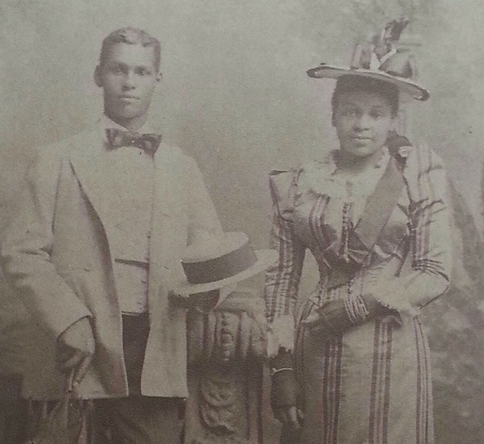 Arthur & Mary Laws