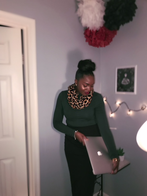 - Fashionably Ambitious is a space where us Girl Bosses can get together to mix, mingle and chat about fashion, beauty, career life and much more! We are F.A.B.- Fashionably Ambitious Bosses! Join me in celebrating our movement!       -Alecia, Creator and Editor