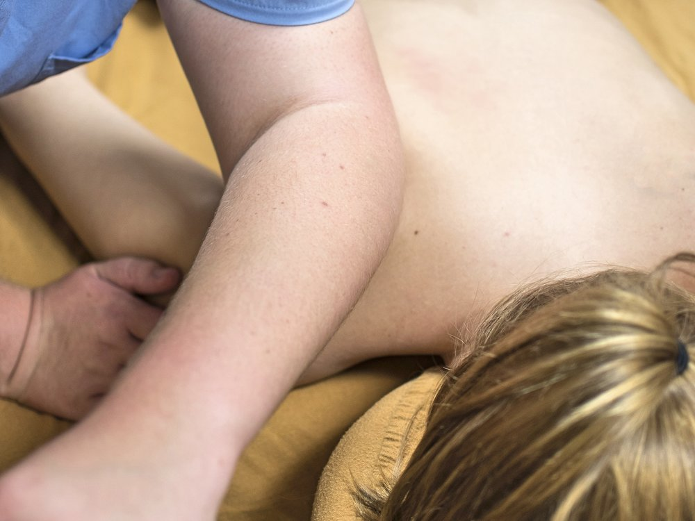 Deep Tissue Massage - Deep tissue massage is best for giving attention to certain painful, stiff