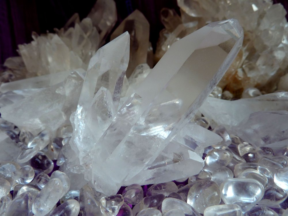 Crystal Therapy - Crystals have been used for thousands of years to help treat the body holistically for various ailments and the use of therapeutic crystals dates back to Egyptian times. The electromagnetic charge within each stone is said to offer healing vibrations as they work to remove blockages around the body and restore a natural flow of energy.Benefits of Crystal Therapy:1. Helps to Realign the Body's Energy Channels2. Specific Crystals are Said to Help to Relieve Anxiety, Depression and Insomnia3. Some Crystals are Said to Aid Physical Ailments such as Digestive Problems, Headaches and Reproductive Issues4. Stimulates the Chakras, or 'Energy Points' Around the Body5. Reduces Stress
