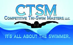 - Competitive Tri Swim Masters is run by Coach Christine at Covina HS. All levels of swimmers are welcome.