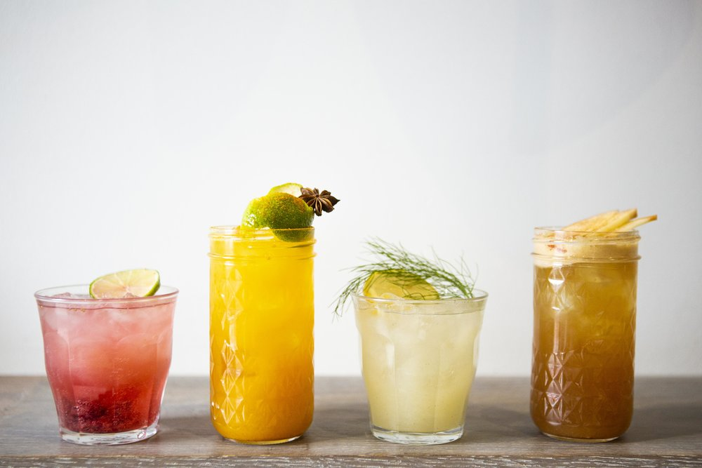 303 Magazine | MAKING FUNCTIONAL DAY DRINKING POSSIBLE - Call is doing just that with a new cocktail menu.