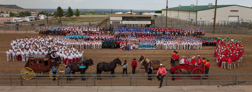 Westernaires - 60th Anniversary picture -- 2009