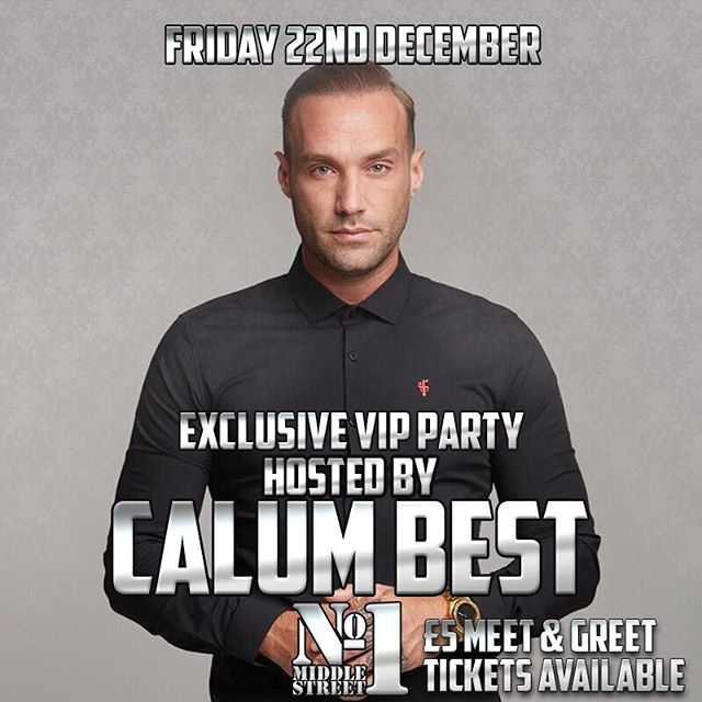 About time my good friend @mrcalumbest @mikoldenapoli came down party like we used to!! #calumbest #Party #Brighton #No1 #Friday #22 #Christmas #VIP #Exclusive