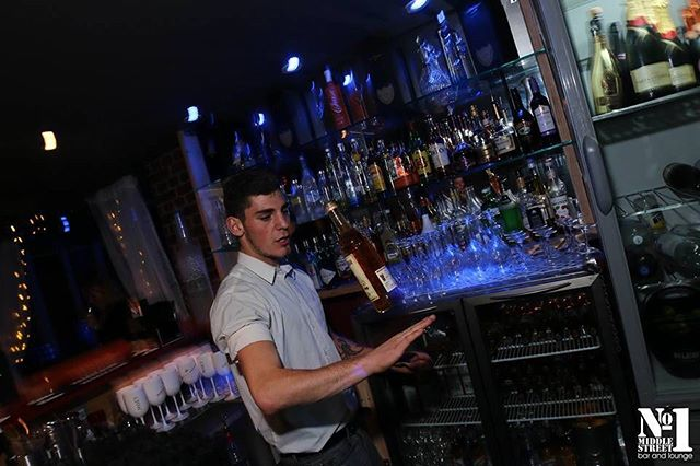 Every night we like to make this the No1 place to be! #Brighton #Bar #cocktails #Cocktail #Latelounge #Sussex #Nightlife #No1 #one #no1middlestreetbar #Seasidepleasure #Party #Dance #Drink #Exclusive #VIP #welovebrighton #dresstoimpress #Flair