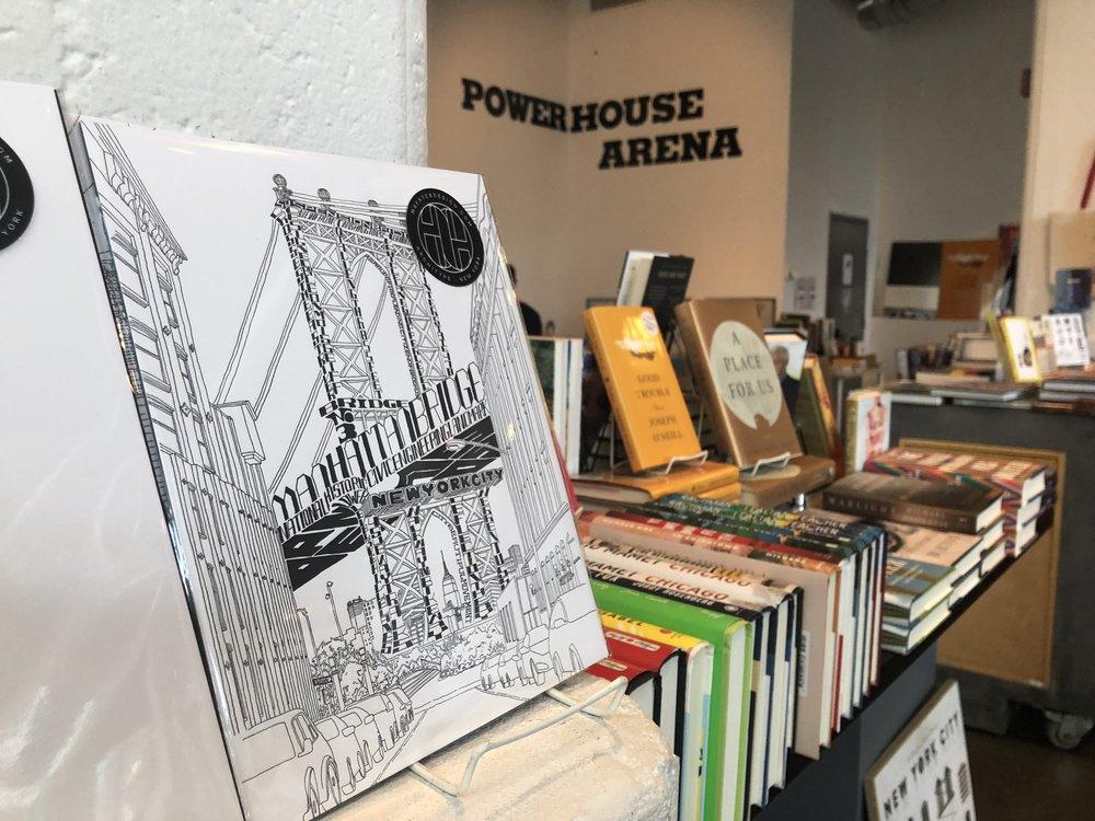 Powerhouse Bookstore