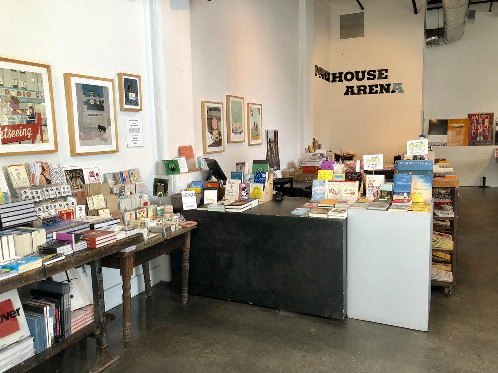 Powerhouse arena bookstore 02