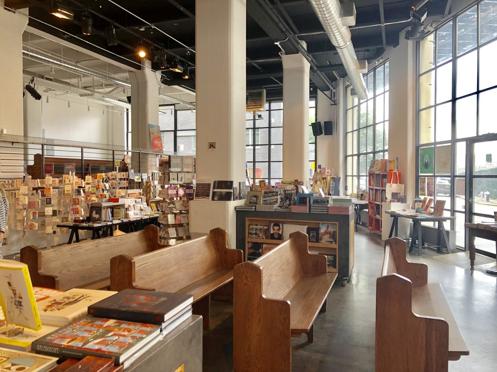 Powerhouse arena book store o3
