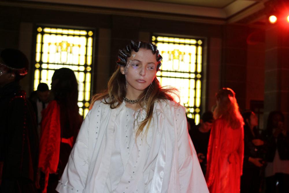 London Fashion Week AW17 Haluminous Hannah Kim