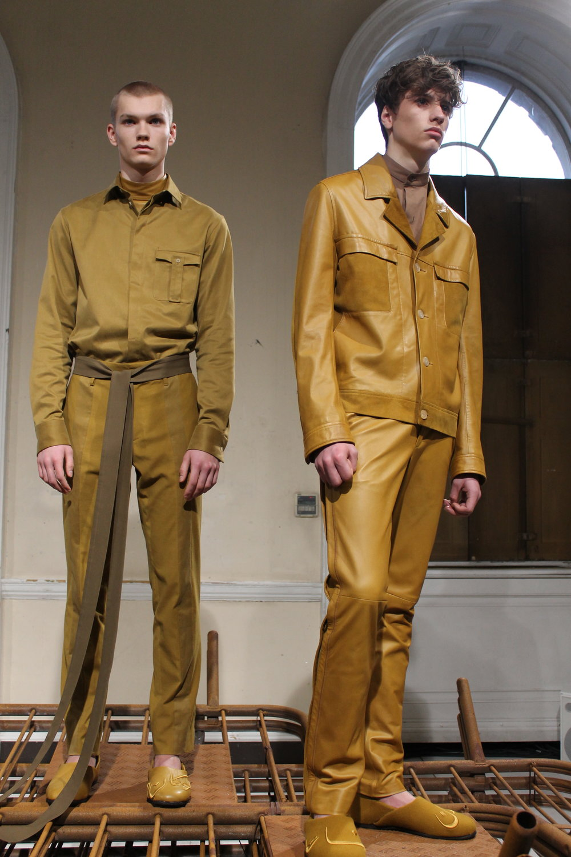London Fashion Week AW17 Qasimi
