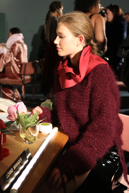 London Fashion Week AW17 Miló Maria
