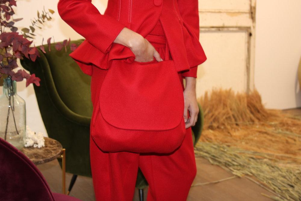 London Fashion Week AW17 J H Zane
