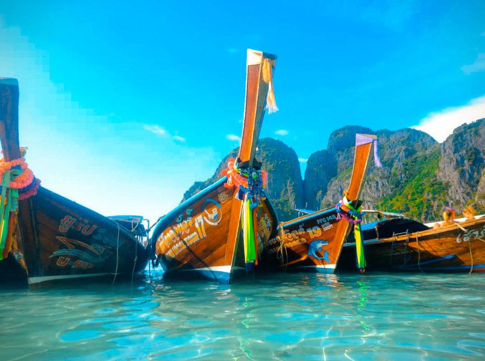 THAILAND VISITING JUNE 2018 -