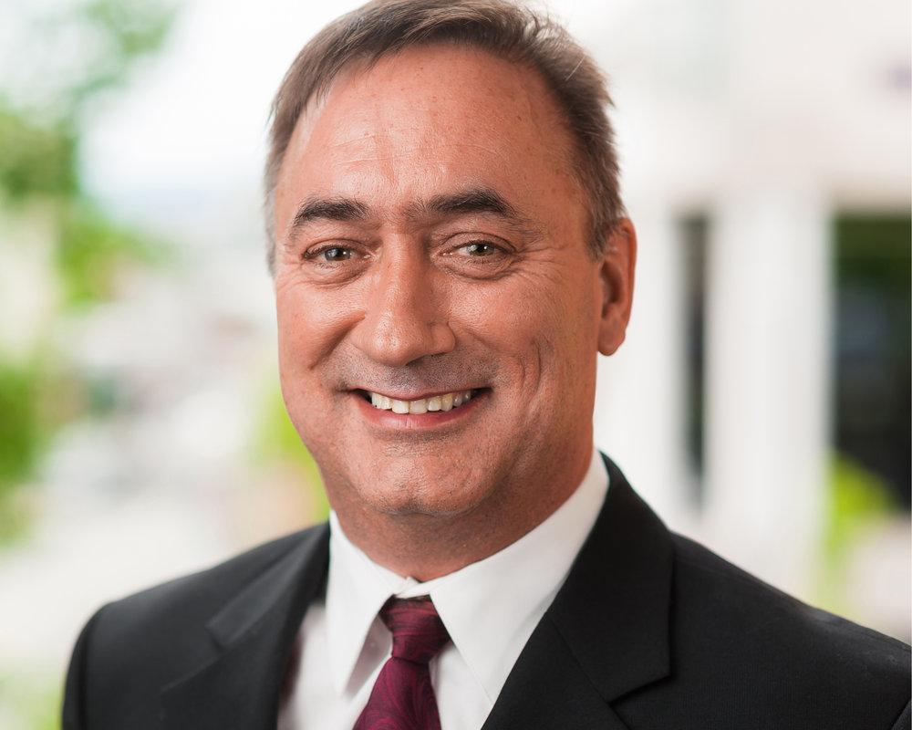 Roger Dupuis - Vice President