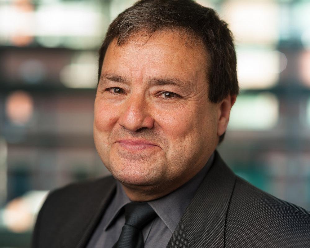 Ahmet (Met) Ulker - Senior Vice President