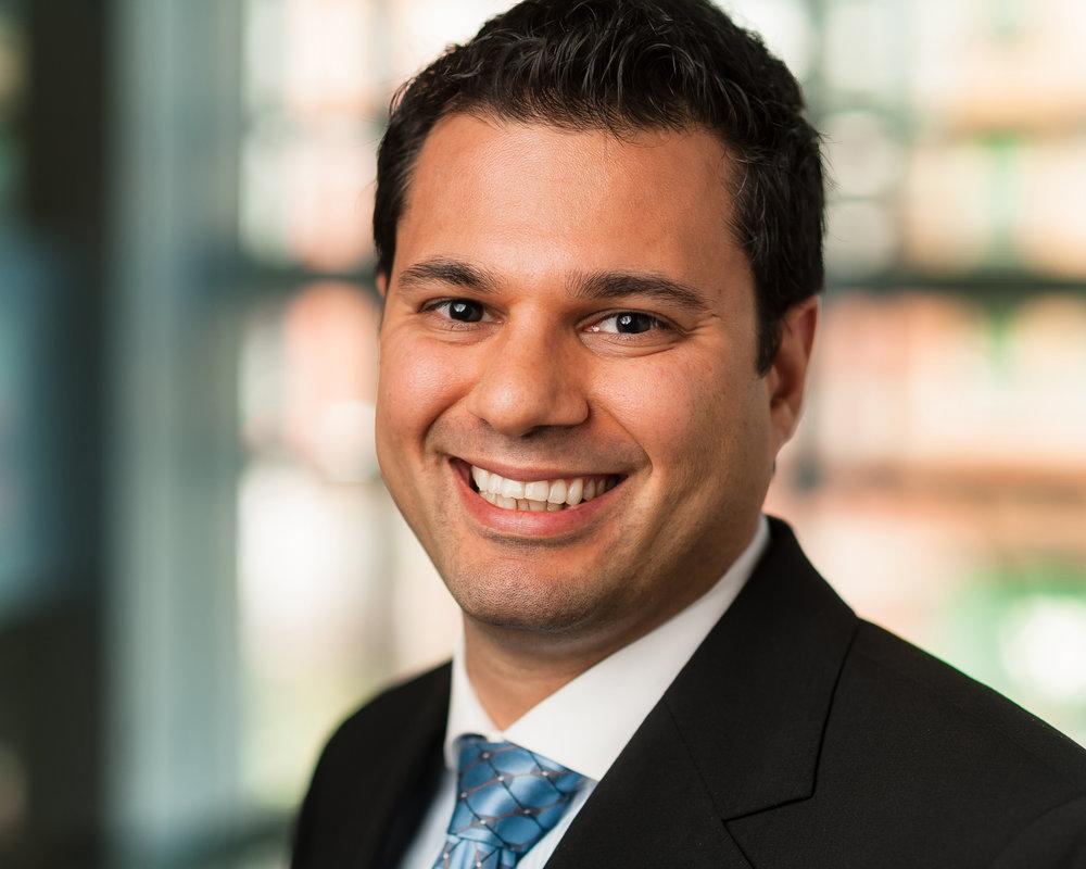 Amir Tavakoli - Vice President
