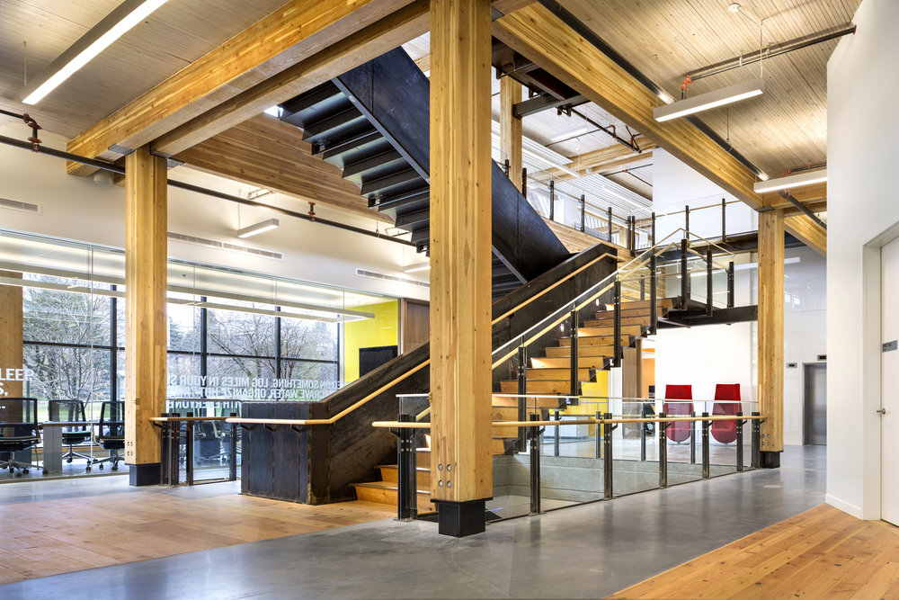 Mountain Equipment Co-op Corporate Office -
