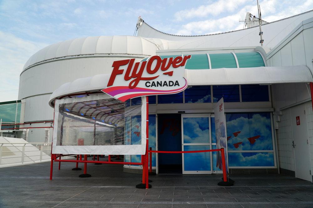 FlyOver Canada -