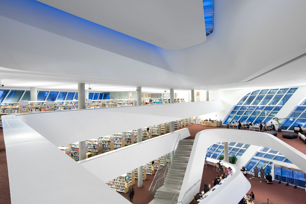 Surrey City Centre Library -