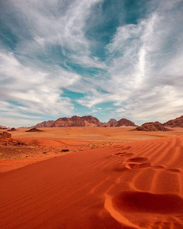 Poust Wadi Rum