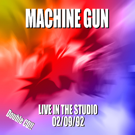 Machine Gun Live in the Greenpoint Studio